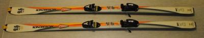 Sjezdové lyže Rossignol Cut Z Super 195 cm