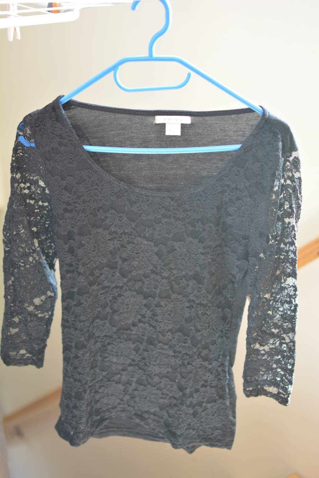 fb216f9e3e Daruji za odvoz černé krajkové tričko amisu
