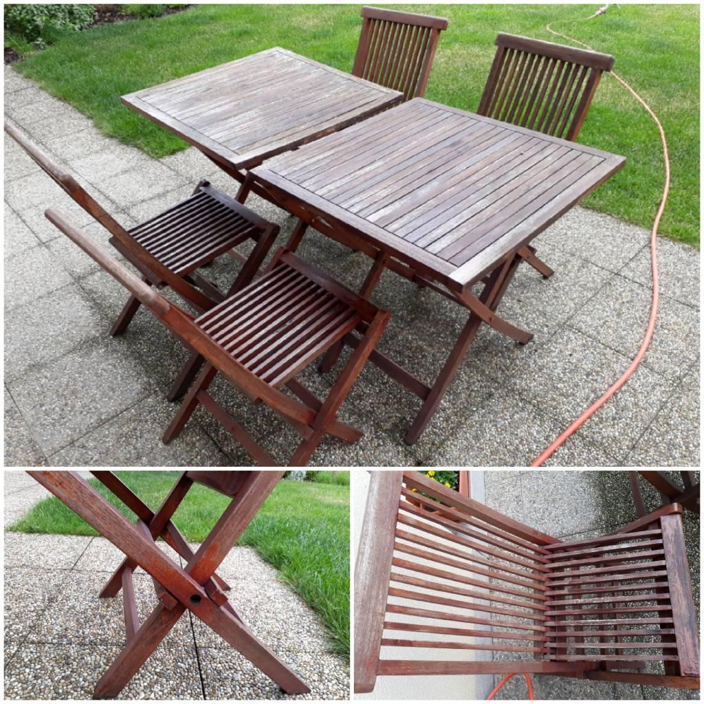fec7c5b34 Daruji za odvoz teakový zahradní nábytek | VšezaOdvoz