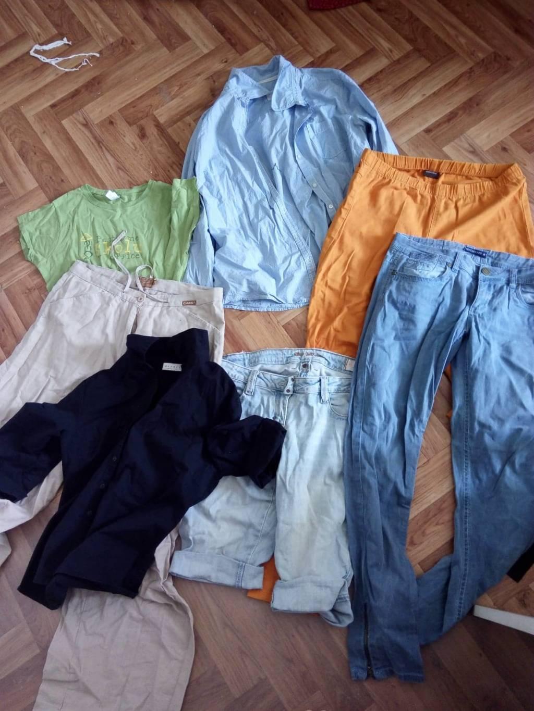 Daruji za odvoz dámské oblečení vel.40  02f1dcad93
