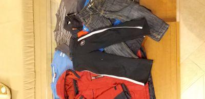 Daruji za odvoz oblečení na kluka  47bfc43023