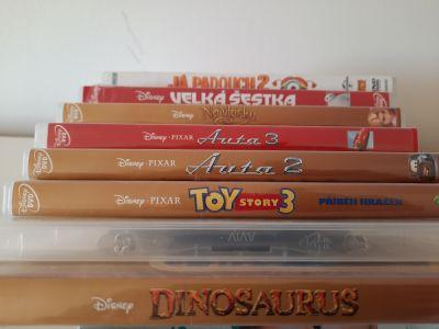 Dětská DVD