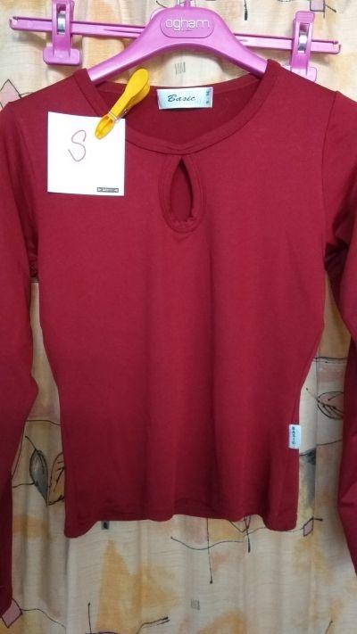 Červene triko