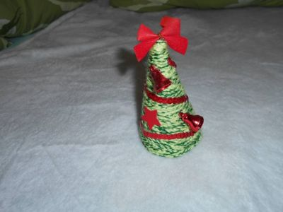 Stromek vánoční dekorace