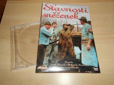 DVD Slavnosti sněženek