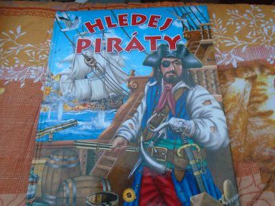 hledej piraty -knizka