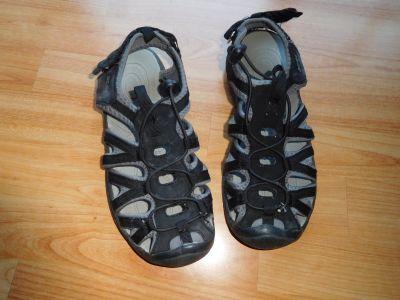 Trekové sandály vel.37