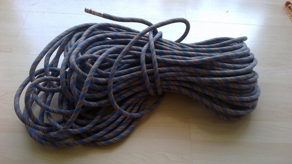 Daruji za odvoz horolezecké lano 50m  e73f95adf6f