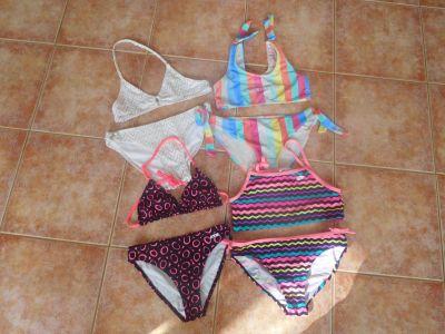 Dívčí plavky