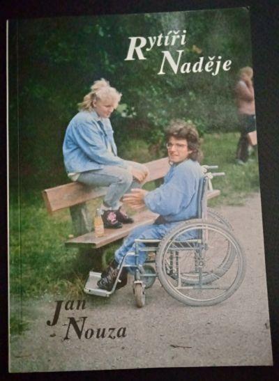 Knihy o lidech se zdr. postižením
