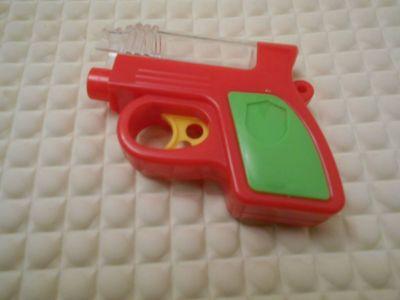 Hračka pistolka