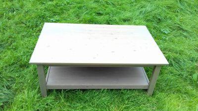 Konferenční stolek HEMNES Ikea