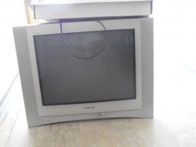 televize sony +setobox+ DVD přehrávač