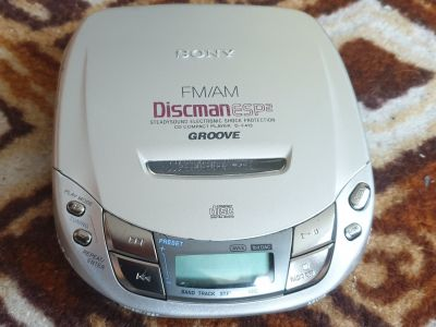 Discman Sony D-F413