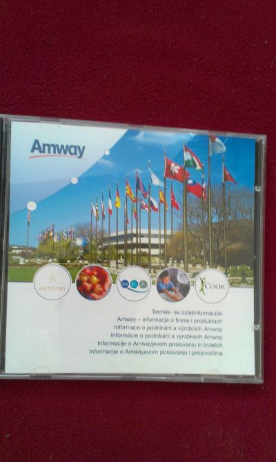 Amway - cd