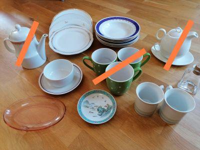 Nadbytečné nádobí