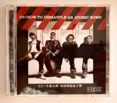 CD U2 – HPW TO DISMANTLE AN ATOMIC BOMB