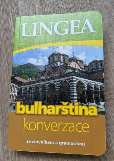 Daruji kapesní bulharskou konverzaci