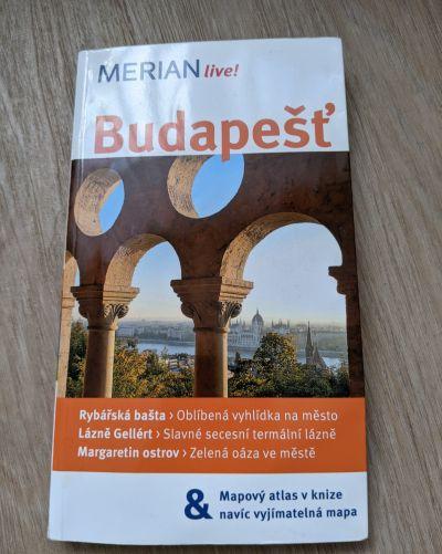 Daruji průvodce Budapešť