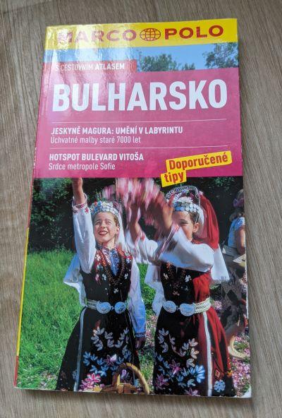 Daruji průvodce Bulharsko