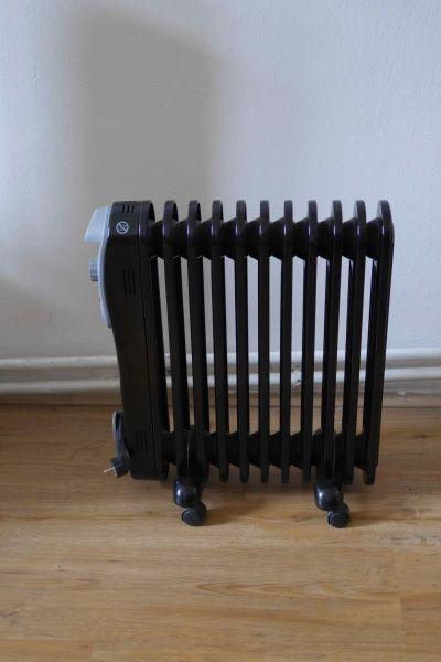 Elektrický radiátor Sencor
