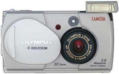 Daruji fotoaparát Olympus Camedia C-220
