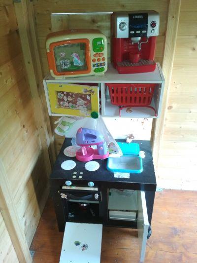 Dětská  kuchyňka a příslušenství