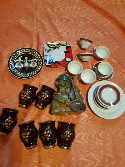 Mix porcelánu a keramiky