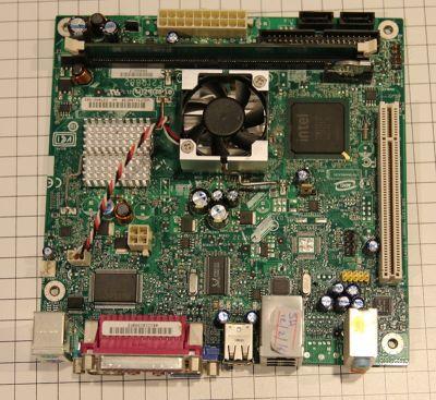 Základní deska Intel D945GCLF