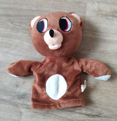 Plyšový maňásek - medvídek