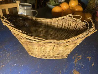Pletený košík