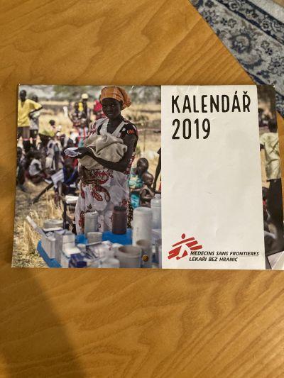 Kalendář 2019 s fotografiemi