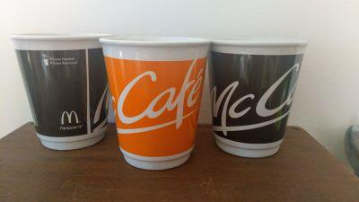 Hrníčky McCafe