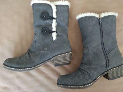 Zimní boty Rieker