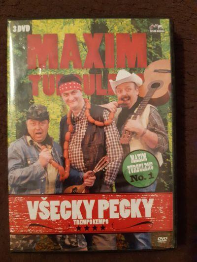 Maxim turbulens 3 dvd