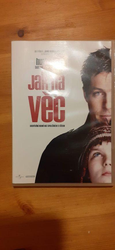 Jak na věc - originál DVD