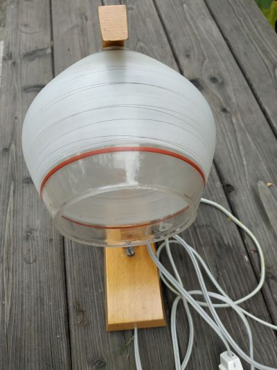 Nástěnnou lampičku