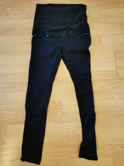 Těhotenské kalhoty 38