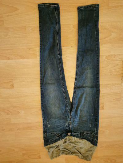 Těhotenské džíny Esmara