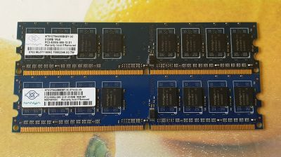 RAM Nanya DDR2
