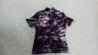 Tričko - samet 2.