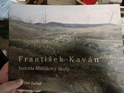 František Kaván: hvězda Mařákovy školy