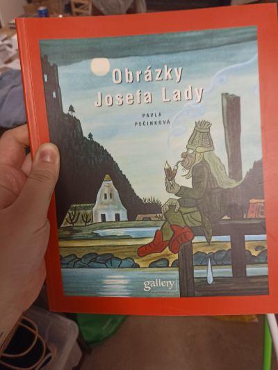 Pavla Pečinková: Obrázky Josefa Lady