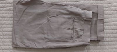 Kalhoty bezove