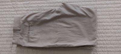 Kalhoty svetle hnede