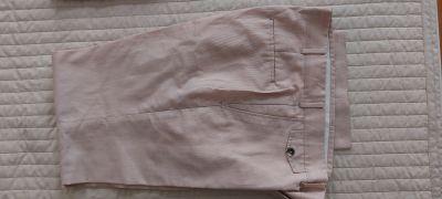 Kalhoty hnede