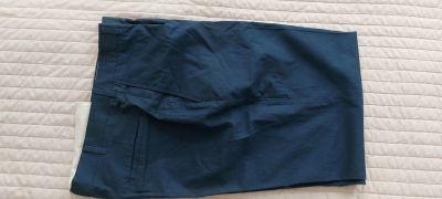 Kalhoty modre