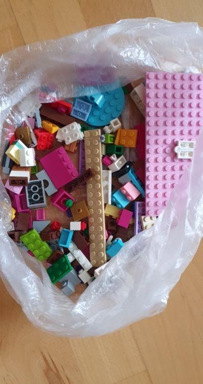 Lego - spíš holčičí