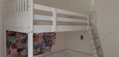 Dětská patrová postel IKEA