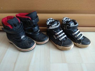Dětské boty vel. 22